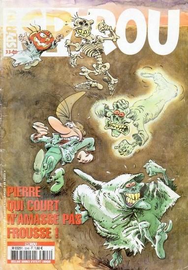 Le journal de Spirou 3346 - 3346