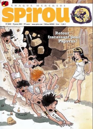 Le journal de Spirou 3848 - 3848