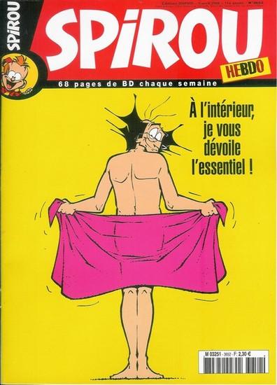 Le journal de Spirou 3652 - 3652