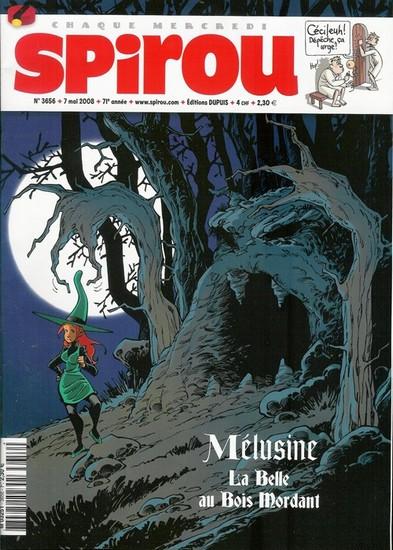 Le journal de Spirou 3656 - 3656