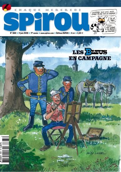 Le journal de Spirou 3661 - 3661