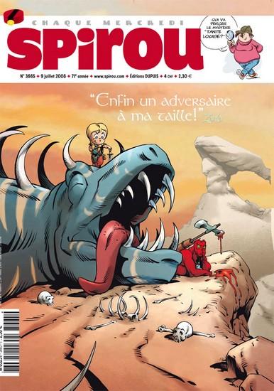Le journal de Spirou 3665 - 3665