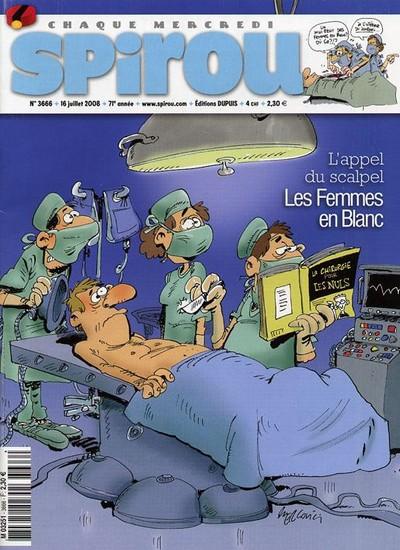 Le journal de Spirou 3666 - 3666