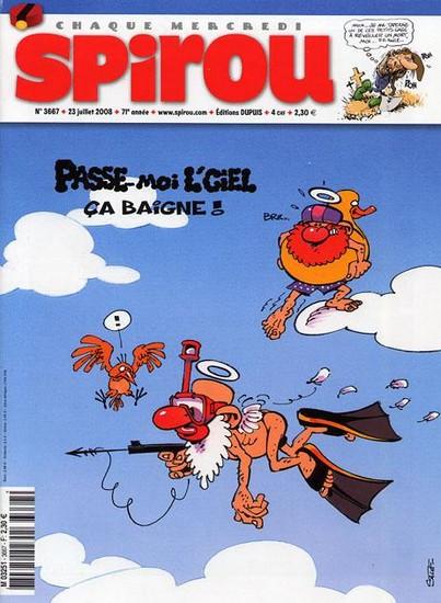 Le journal de Spirou 3667 - 3667