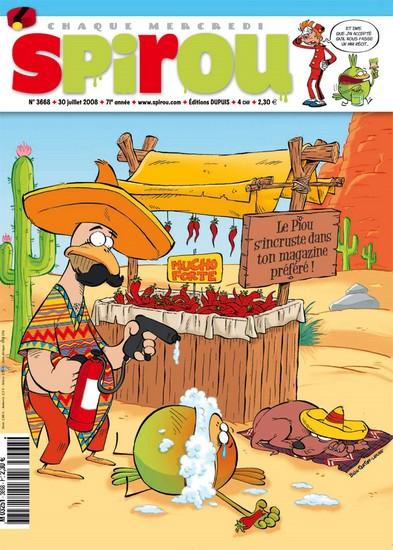 Le journal de Spirou 3668 - 3668