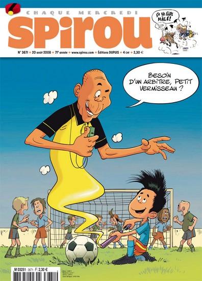 Le journal de Spirou 3671 - 3671