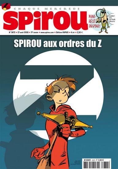 Le journal de Spirou 3672 - 3672