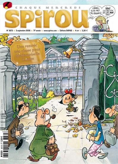 Le journal de Spirou 3673 - 3673
