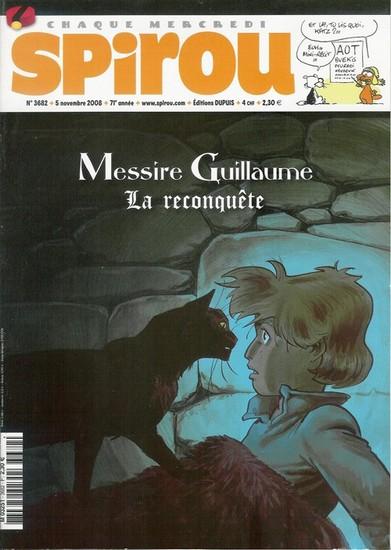 Le journal de Spirou 3682 - 3682