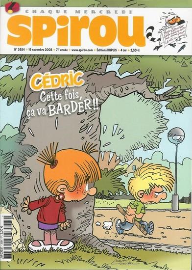 Le journal de Spirou 3684 - 3684