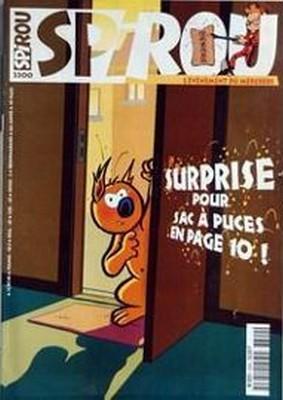 Le journal de Spirou 3300 - 3300