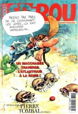Le journal de Spirou 3301 - 3301