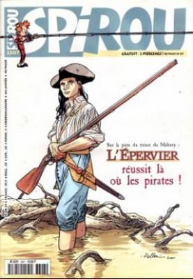 Le journal de Spirou 3307 - 3307
