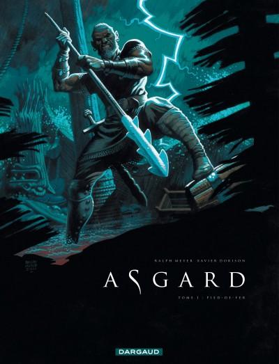 Asgard 1 - Pied-de-fer