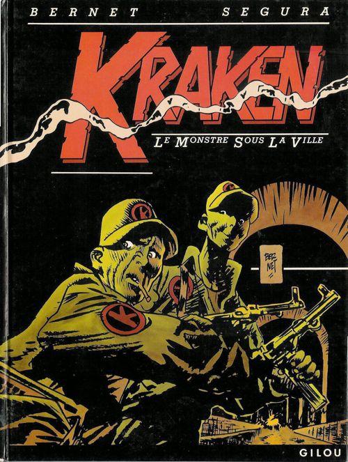 Kraken 1 - Le monstre sous la ville