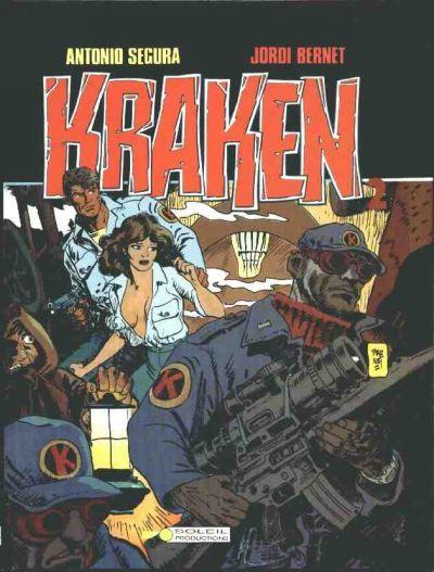 Kraken 1 - Le roi des égouts