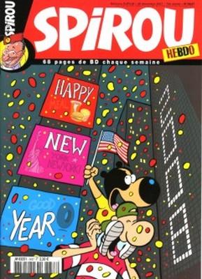 Le journal de Spirou 3637 - 3637