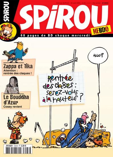 Le journal de Spirou 3568 - 3568
