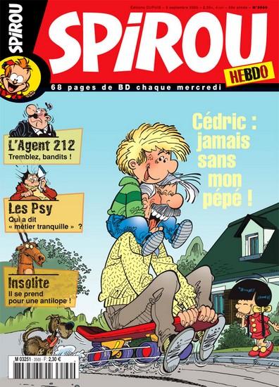 Le journal de Spirou 3569 - 3569