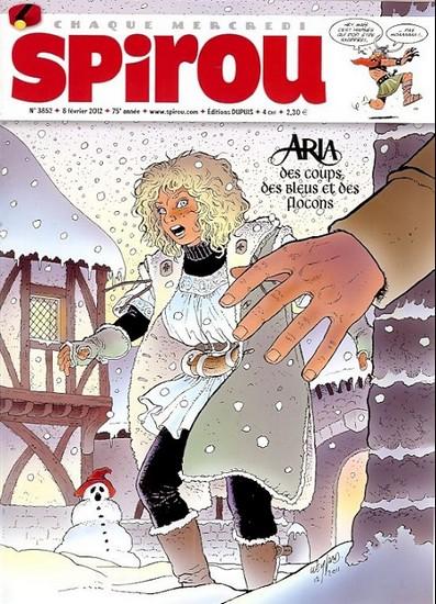 Le journal de Spirou 3852 - 3852