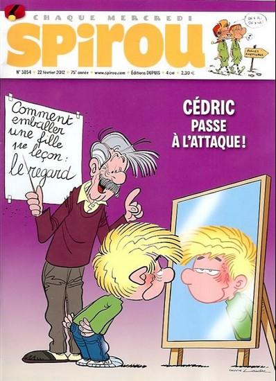 Le journal de Spirou 3854 - 3854