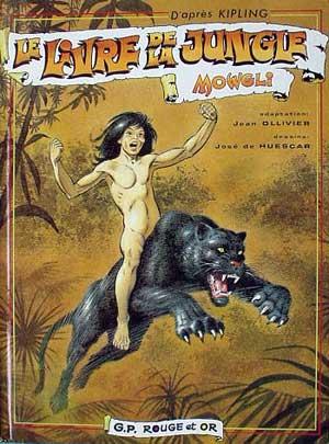 Le livre de la jungle 1 - Mowgli
