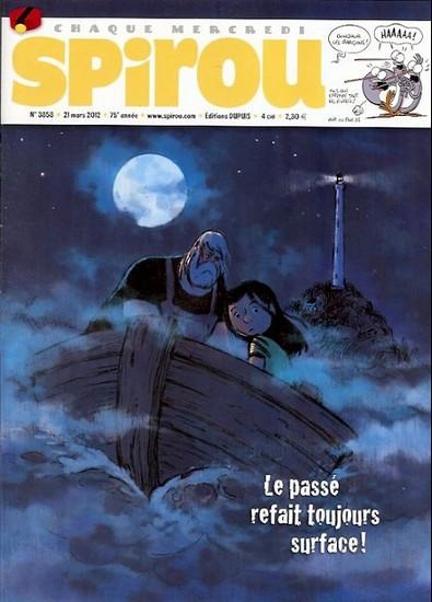 Le journal de Spirou 3858 - 3858