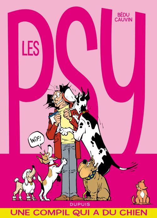 Les psy 2 - Une compil qui a du chien