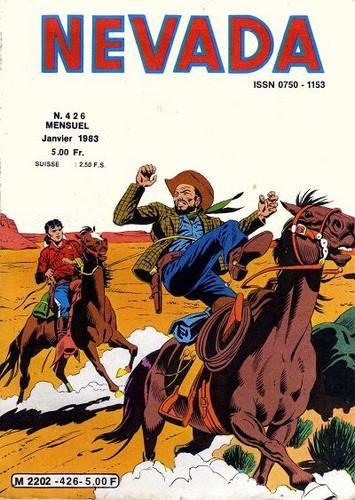 Nevada 426 - Miki le ranger