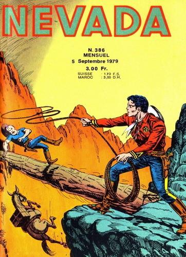 Nevada 386 - Miki le ranger