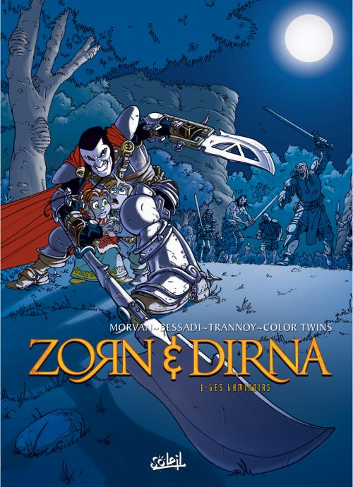 Zorn & Dirna 1 - Les laminoirs
