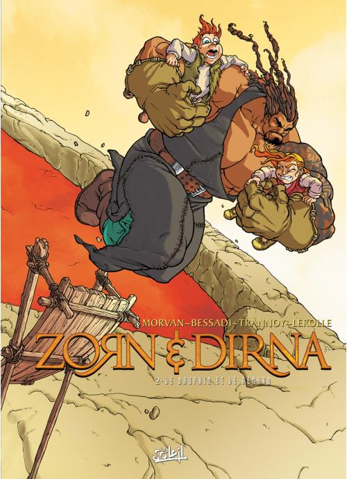 Zorn & Dirna 2 - Le dauphin et le renard