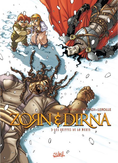 Zorn & Dirna 3 - Les griffes de la meute