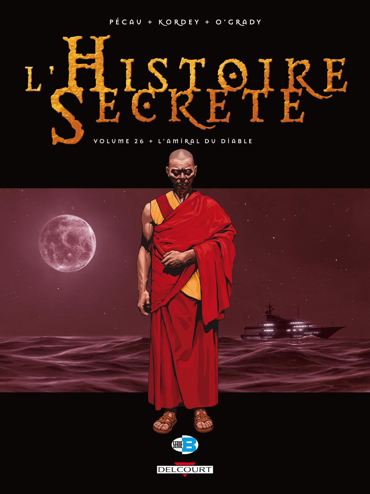L'histoire secrète 26 - L'amiral du diable