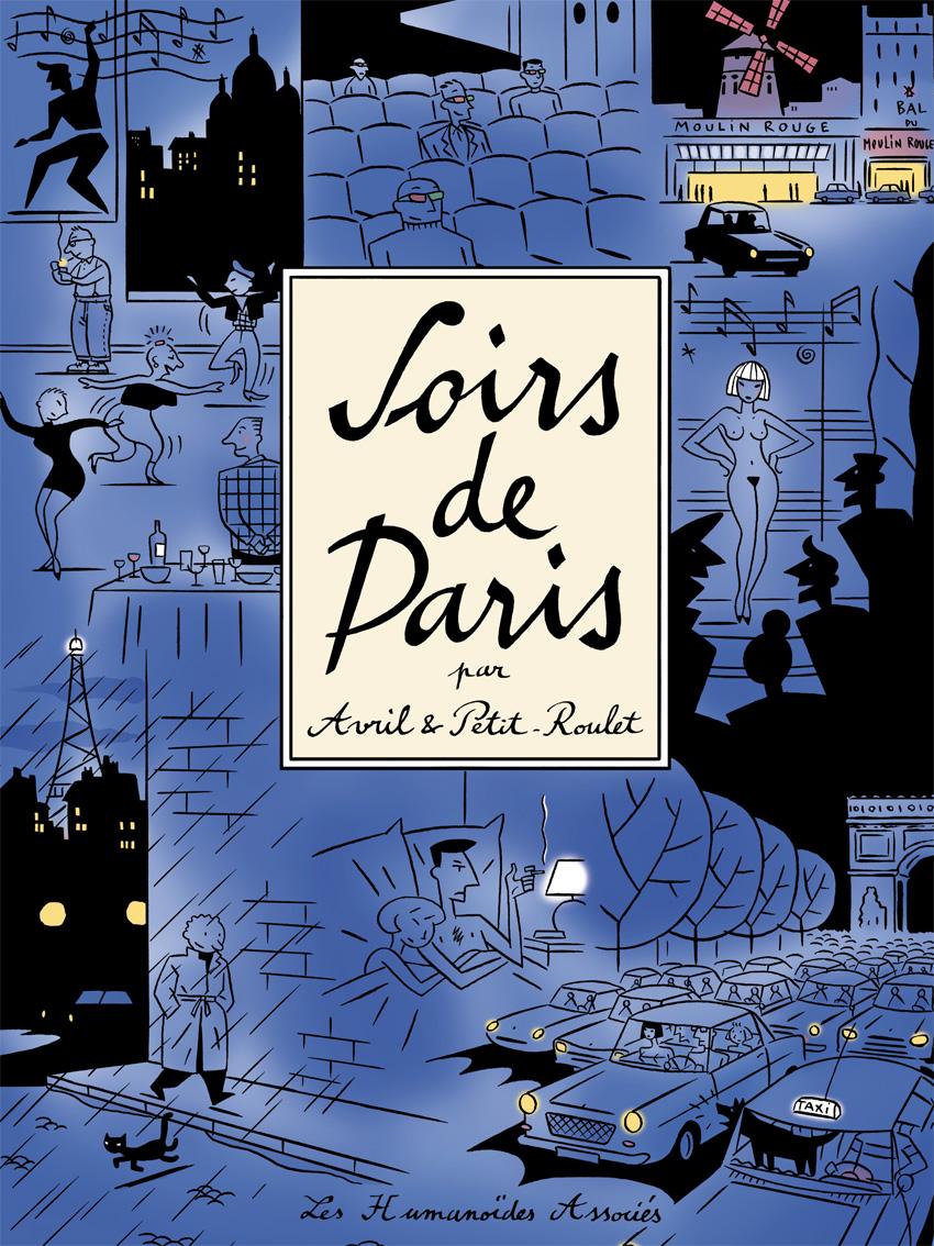 Soirs de Paris 1 - Soirs de Paris
