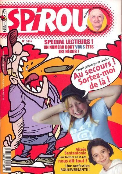 Le journal de Spirou 3416 - 3416