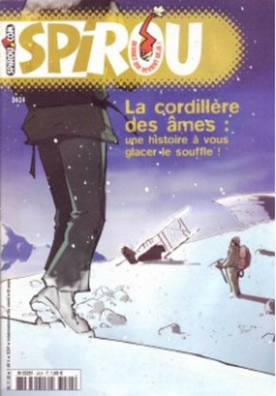 Le journal de Spirou 3424 - 3424