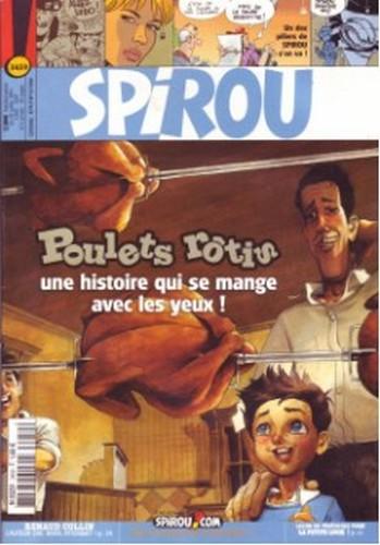 Le journal de Spirou 3459 - 3459