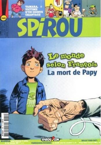 Le journal de Spirou 3481 - 3481