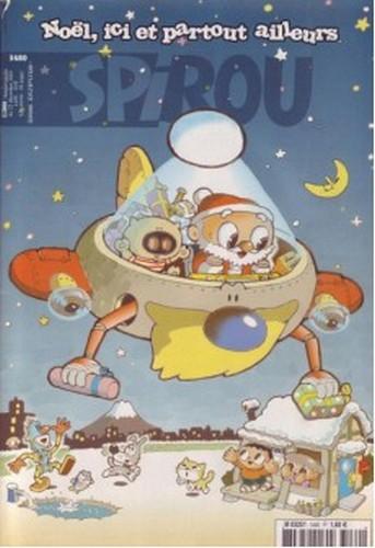Le journal de Spirou 3480 - 3480