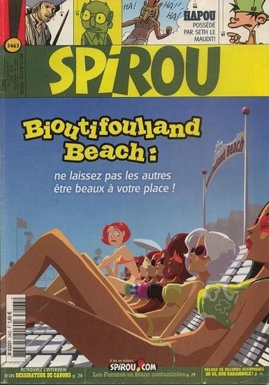 Le journal de Spirou 3463 - 3463
