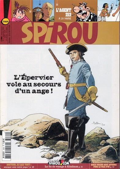Le journal de Spirou 3464 - 3464