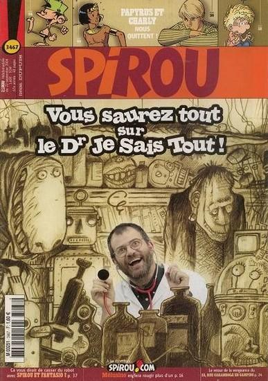 Le journal de Spirou 3467 - 3467