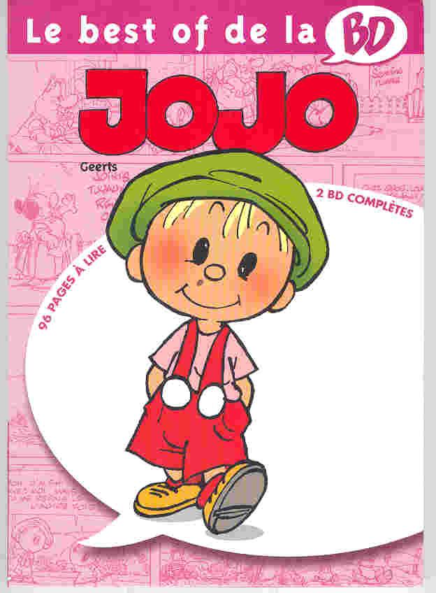 Jojo 1 - Le best of de la BD 3 : Jojo