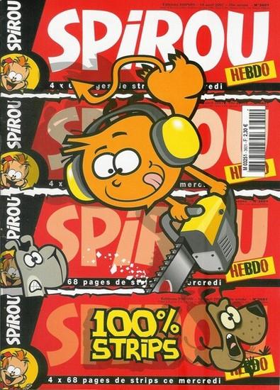 Le journal de Spirou 3601 - 3601
