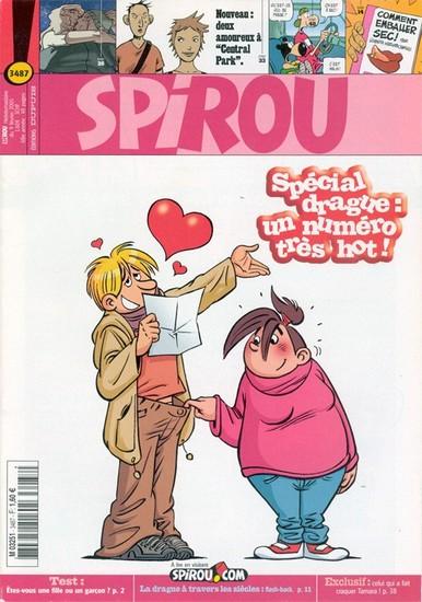 Le journal de Spirou 3487 - 3487