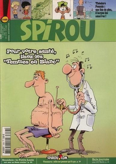 Le journal de Spirou 3488 - 3488