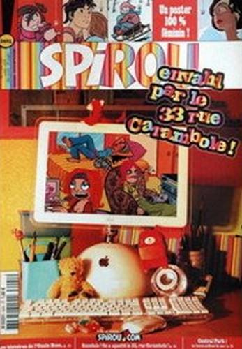 Le journal de Spirou 3491 - 3491