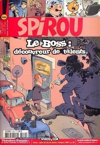 Le journal de Spirou 3484 - 3484