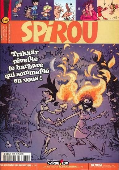 Le journal de Spirou 3473 - 3473